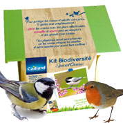 Biodiversity Kit specific for Birds - Caillard